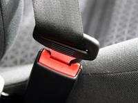 Contravention ceinture déplacé