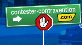 contester contravention